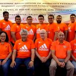 IAAF CECS  Level  II  Pilot Course on Throws