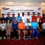IAAF Youth Athletes Development Seminar