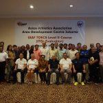 IAAF Toecs Level II Course (ITO Evaluation)