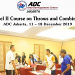 CECS Level  II  Course On Throws and Combined Events