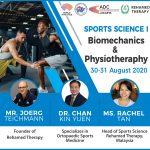 Sports Science: Biomechanics & Physiotherapy