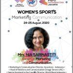 Women's Sports Marketing Communication