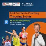 Best Practice in Coaching (Throwing Events)