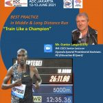 Best Practice in Coaching (Middle & Long Distance Events)